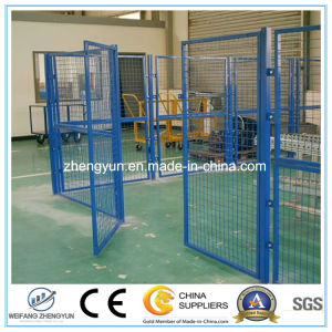 Factory Security Fence Wire Mesh Fencing Door pictures & photos