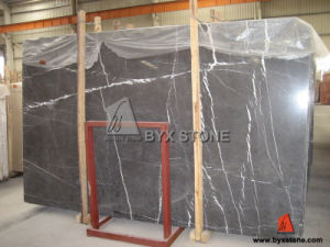 Polished Petero Grey Marble Slabs / Tiles for Flooring and Wall pictures & photos