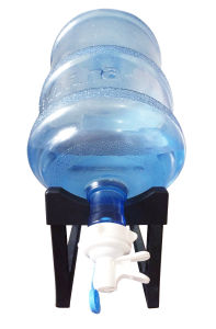 Plastic Cradle for Water Bottle (H-BC(P)) pictures & photos