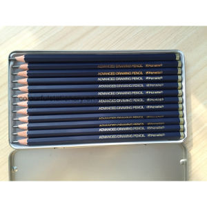 Office Supply Advanced Drawing Pencil Without Eraser pictures & photos