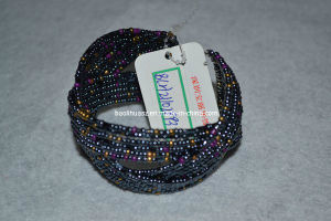 2013 Fashion Braided Titanium Germanium Bracelet pictures & photos