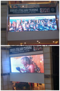 P6 P10 Trans-Eyes Glass LED Display Transparent LED Screen with The Best Price pictures & photos