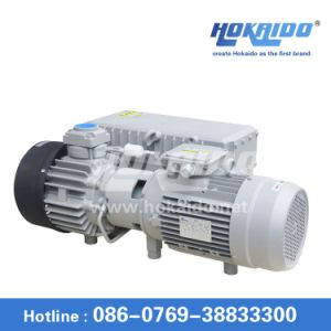 Vacuum Forming Machine Used Hokaido Oil Lubricated Rotary Vane Vacuum Pump (RH0063) pictures & photos