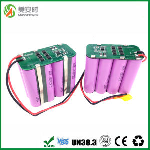 14.8V 5200mAh Lithium Battery pictures & photos