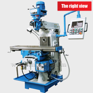 X6332wa High Quality Metal Cutting Turret Milling Machine for Sale pictures & photos