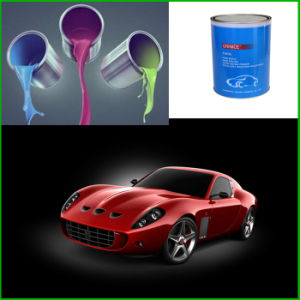 Auto Refinish 2k Ferrari Red Solid Color Spray Paint pictures & photos