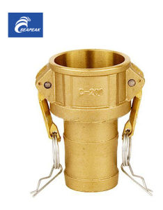 Brass Camlock Coupling Type C pictures & photos