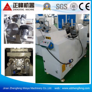 Quality PVC Door Cutting Saw Sjv-45 pictures & photos