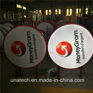 Advertisement LED Sign Panel Billboard Plastic Vacuum Light Box Display pictures & photos