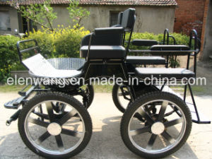 Economic Marathon Horse Cart (GW-HC014-7#) pictures & photos