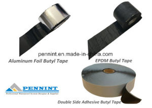 Waterproof Double & Single Sided Seld-Adhesive Butyl Tape pictures & photos