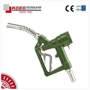 Manual Nozzle with Flowmeter