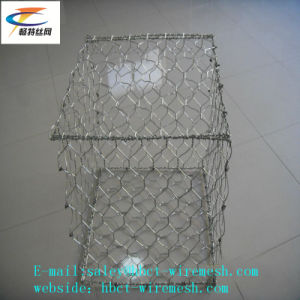 The Best Quality Galvanized Gabion Wall pictures & photos