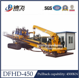 Underground Drilling Rig for Pipe Laying pictures & photos