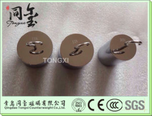 F1 F2 M1 Stainless Steel OIML Standard 1-20kg Test Weight Single Hook Calibration Weights pictures & photos