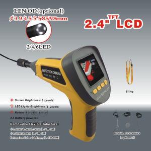 Inspection Camera Handheld Industrial Digital Videoscope Recording Endoscope Video Borescope