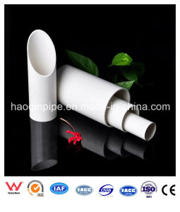 PVC Pipe and Fitting for Water Supply or Drainage pictures & photos