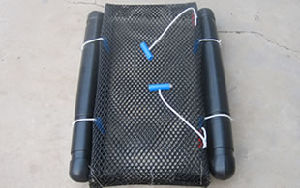 HDPE Mesh Growing Oyster Bags and Cages pictures & photos