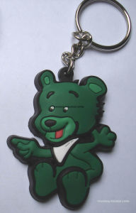 Guangzhou Manufacture Cartoon PVC Keychain pictures & photos