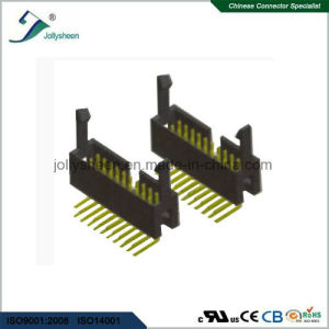 Box Header Pitch 2.0mm  Dual Row Right Angle Type H7.90mm with Eared Long Latch pictures & photos