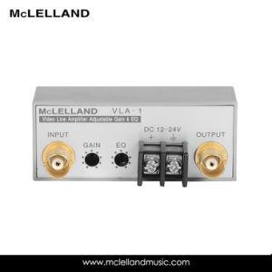Video Line Amplifier-Adjustable Gain&EQ (VLA-1) pictures & photos