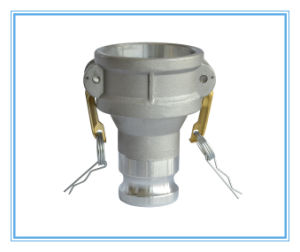 Aluminium Reducer Hose Fitting for Connecting Pipes pictures & photos