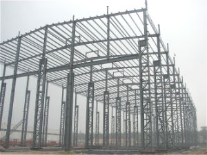 Low Cost Pre-Engineered Light Steel Structure Workshop (KXD-SSW138) pictures & photos