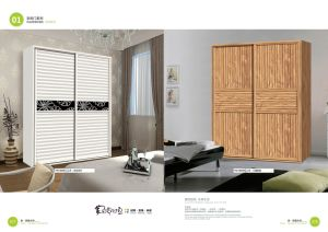 PVC Kitchen Cabinet Door for Kitchen Cabinet (yg-017) pictures & photos