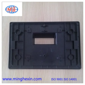 Black Plastic Molded Housing with ISO SGS