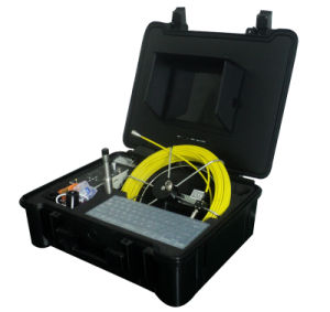 Pipeline Camera for Underground Inspection Set pictures & photos