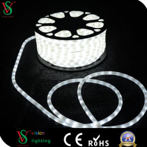 Round Shaped LED Rope Light for Christmas Decoration pictures & photos