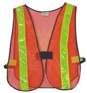High-Visibility Roadway Reflective Vest Hs707 pictures & photos