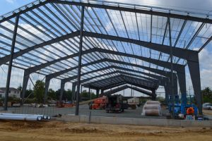 Prefabricated Steel Structure Workshop for Industry Warehouse pictures & photos