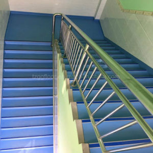 PVC Stairs Plastic Vinyl Flooring pictures & photos
