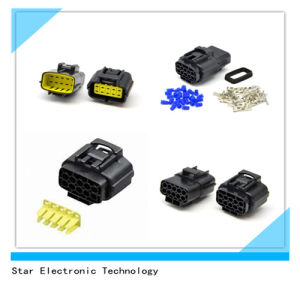 Factory Price Auto Waterproof Electric Connector pictures & photos