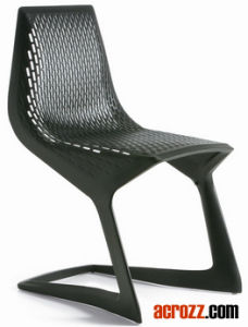 Outdoor Garden Furniture Stackable Loose Plastic Myto Chair pictures & photos
