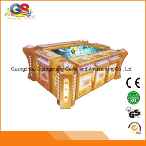 Coin Operated Fish Shooting Arcade Electric Fishing Game Machine pictures & photos