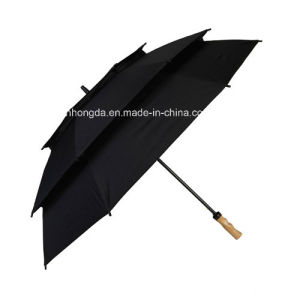 3 Layers Tower Shape Straight Umbrella (YSC0015) pictures & photos