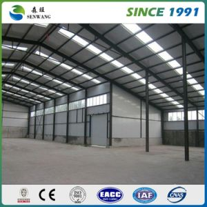 Factory Made Steel Structure Warehouse Fully Fitted with Bathroom and Office Area pictures & photos