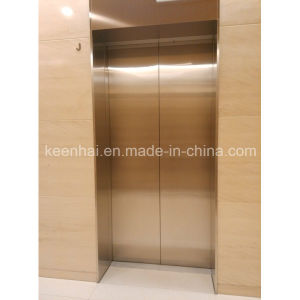 Hairline Finish Stainless Steel Elevator Door pictures & photos