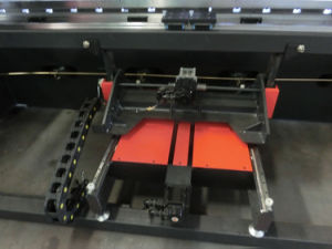 Factory Cheap Price Hydraulic Metal Plate Bending Machine pictures & photos