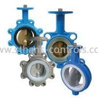 (C Series) Butterfly Valve