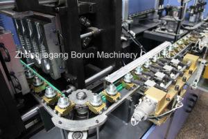 Four Cavities Automatic Plastic Pet Bottle Blowing Machine Price (BM-A4) pictures & photos