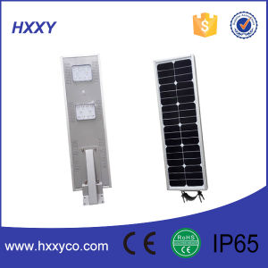 Solar Street Light LED Road Light 60W 20W Solar Powered LED Light Motion Sensor pictures & photos