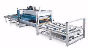 Furniture Short Cycle Laminating Press Production Line pictures & photos