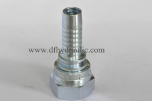 Swaged Metric 74° Cone Seal Fittings pictures & photos