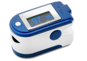 CE Certified Finger Pulse Oximeter (CMS50D PLUS) pictures & photos