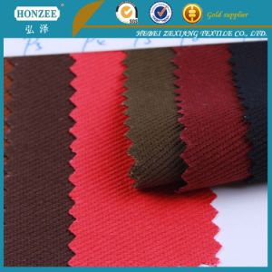 Tc Woven Resin Plain Fabric for Shirt pictures & photos