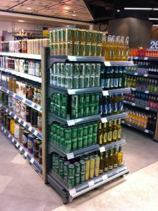 Supermarket Display Stand Shelf System pictures & photos