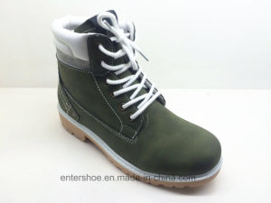 High Quality Fashion Leisure Boots for Lady (ET-XK160352W) pictures & photos